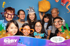 Finding Dory Movie Outing 2016